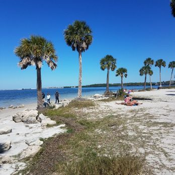 Photo Of Sunset Beach Tarpon Springs Fl United States