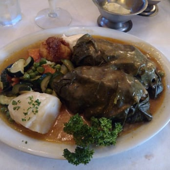 Old Town Serbian Restaurant Milwaukee Menu