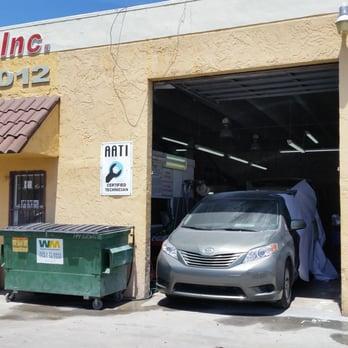 Auto Paint Shop Hialeah