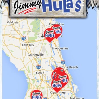 Photo Of Jimmy Hula S Tulsa Ok United States Jimmy Hula S Locations According