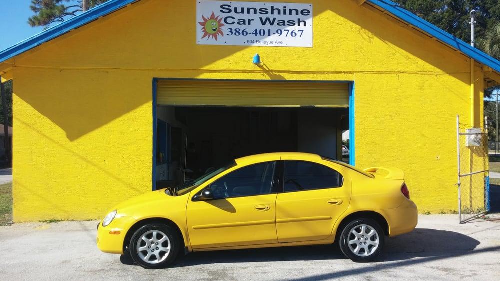 Sunshine Car Wash Detailing