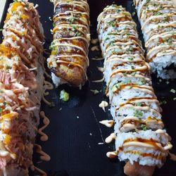 Crazy sushi sushi bars avenida campo rico s n carolina puerto rico restaurant reviews - Sushi puerto santa maria ...
