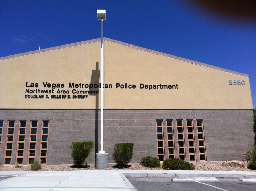 Las Vegas Metropolitan Police Department | 9850 W Cheyenne Ave, Las Vegas, NV, 89129 | +1 (702) 828-3426