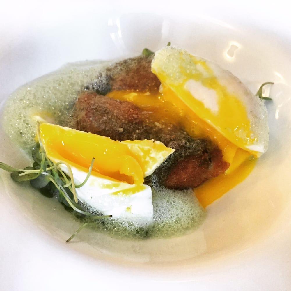 potato cake and egg - Yelp