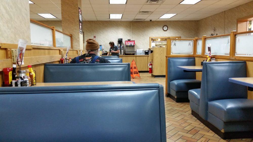 46 Diner: 1080 E Mount Vernon Blvd, Mount Vernon, MO