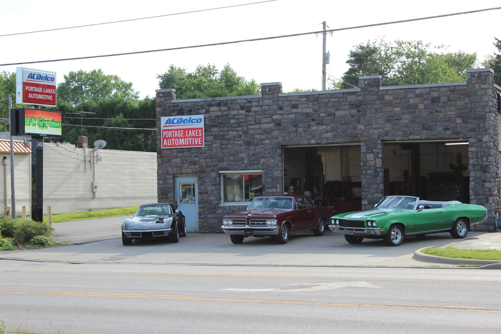 Portage Lakes Automotive & Castle Tire
