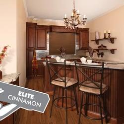 Photo Of Kitchen Cabs Direct   Clifton, NJ, United States. Fabuwood Elite  Cinnamon