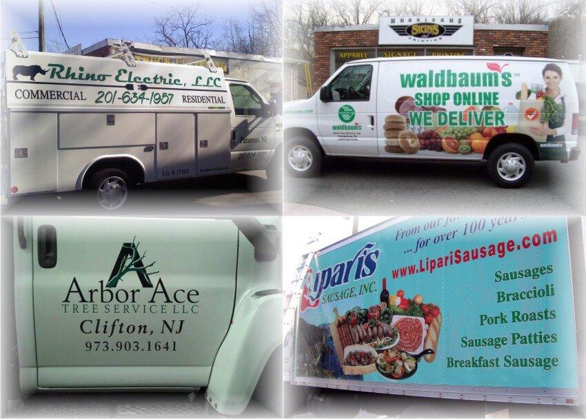 Hurricane Signs and Printing: 103 Main St, Bloomingdale, NJ