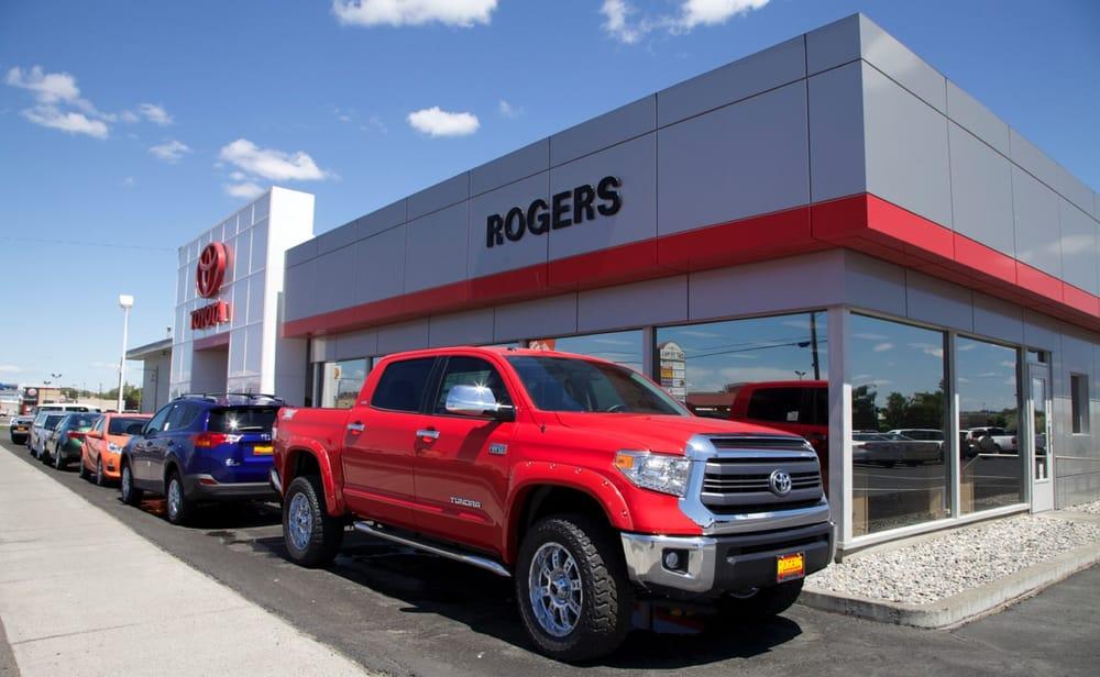 Rogers Toyota Hermiston >> Rogers Toyota Of Hermiston 1550 N 1st St Hermiston Or