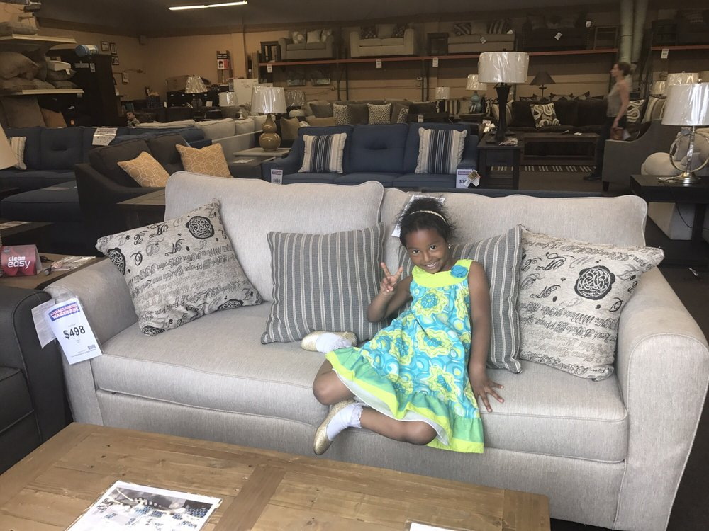 Photo Of Michaelu0027s Furniture Warehouse   Panorama City, CA, United States.  Nice Sofa
