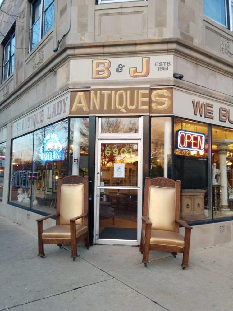 antiques near me