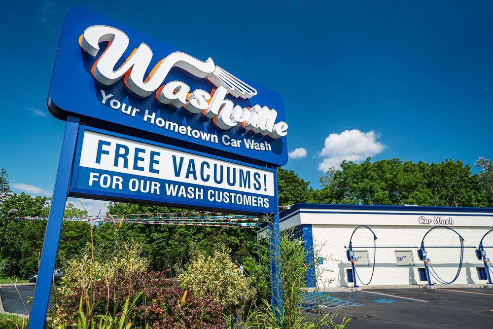 Washville Car Wash: 46 Montauk Hwy, Blue Point, NY