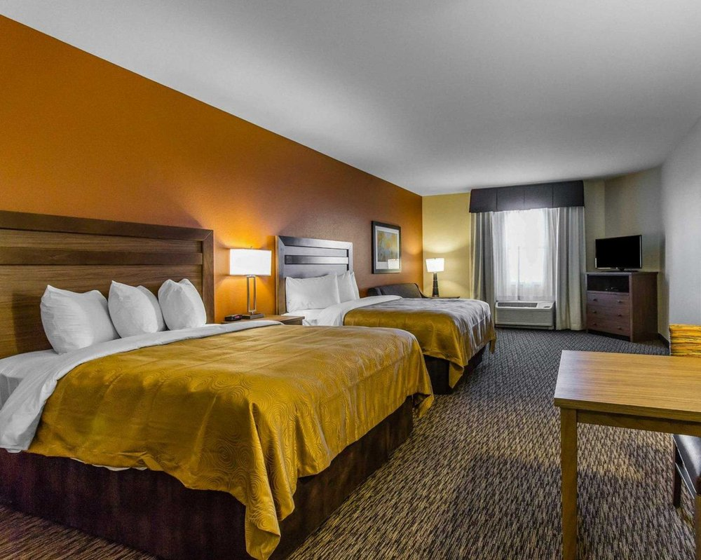 MainStay Suites Event Center: 222 Prairie Hills Rd, Watford City, ND