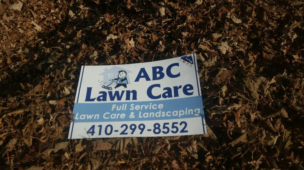 ABC  Lawncare and Landscaping: Bel Air, MD
