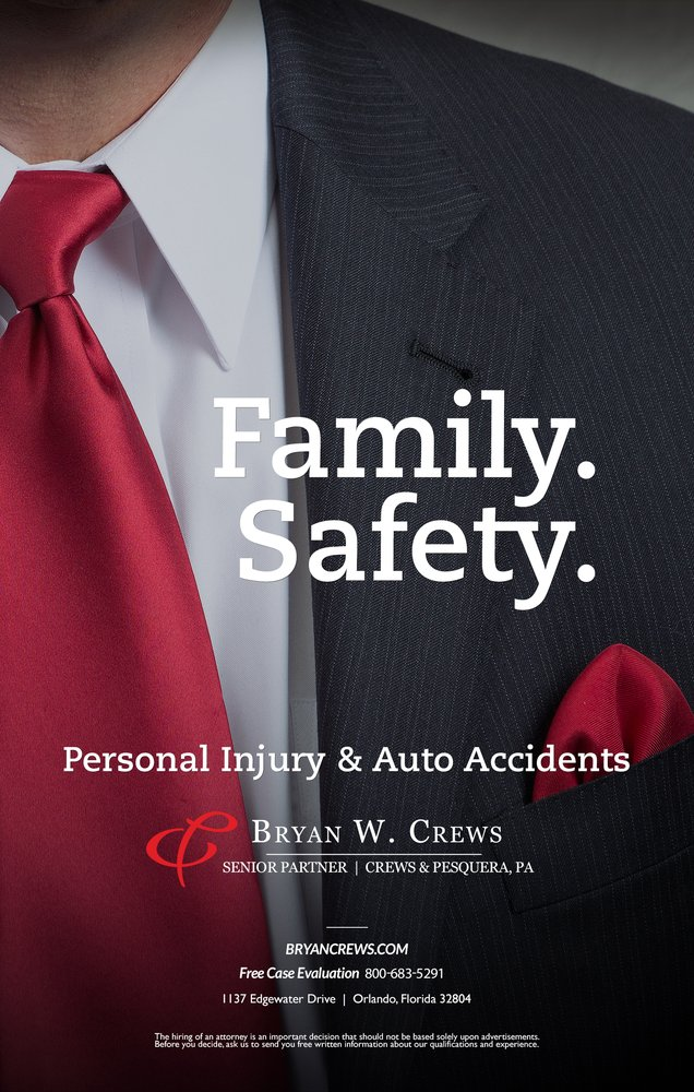 Crews and Pesquera - Request Consultation - Personal Injury Law