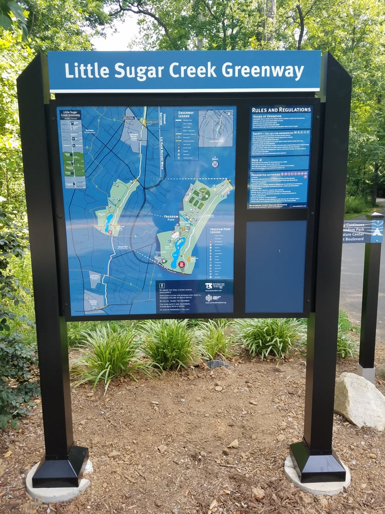 Freedom Park Charlotte Nc Map.Freedom Park New Map Nice Yelp