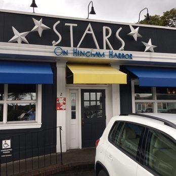 Photo Of Stars On Hingham Harbor Ma United States