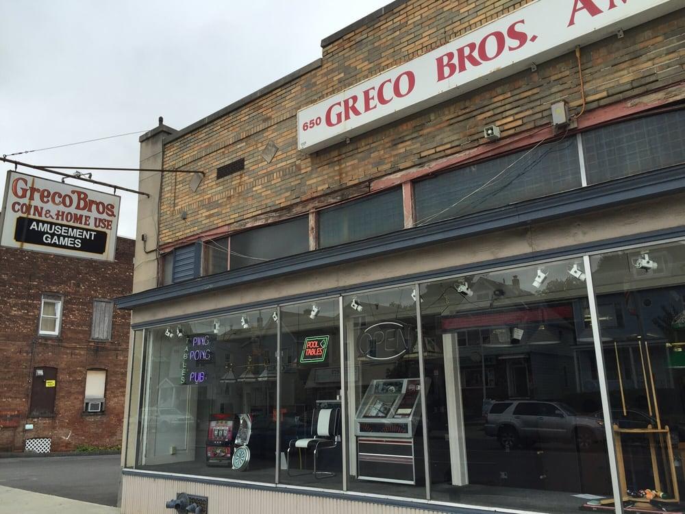 Greco Bros Amusement: 30 Kraft Ave, Albany, NY