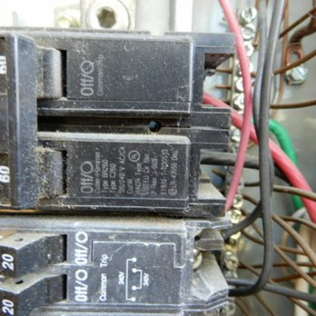 Inspector found 8 gauge wires attached to a 60-amp circuit ... on