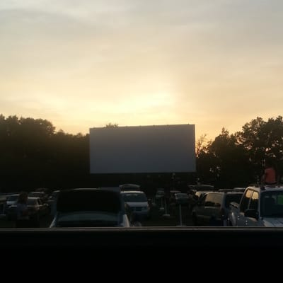 Drive In Movie Theatre In Wabash Florida