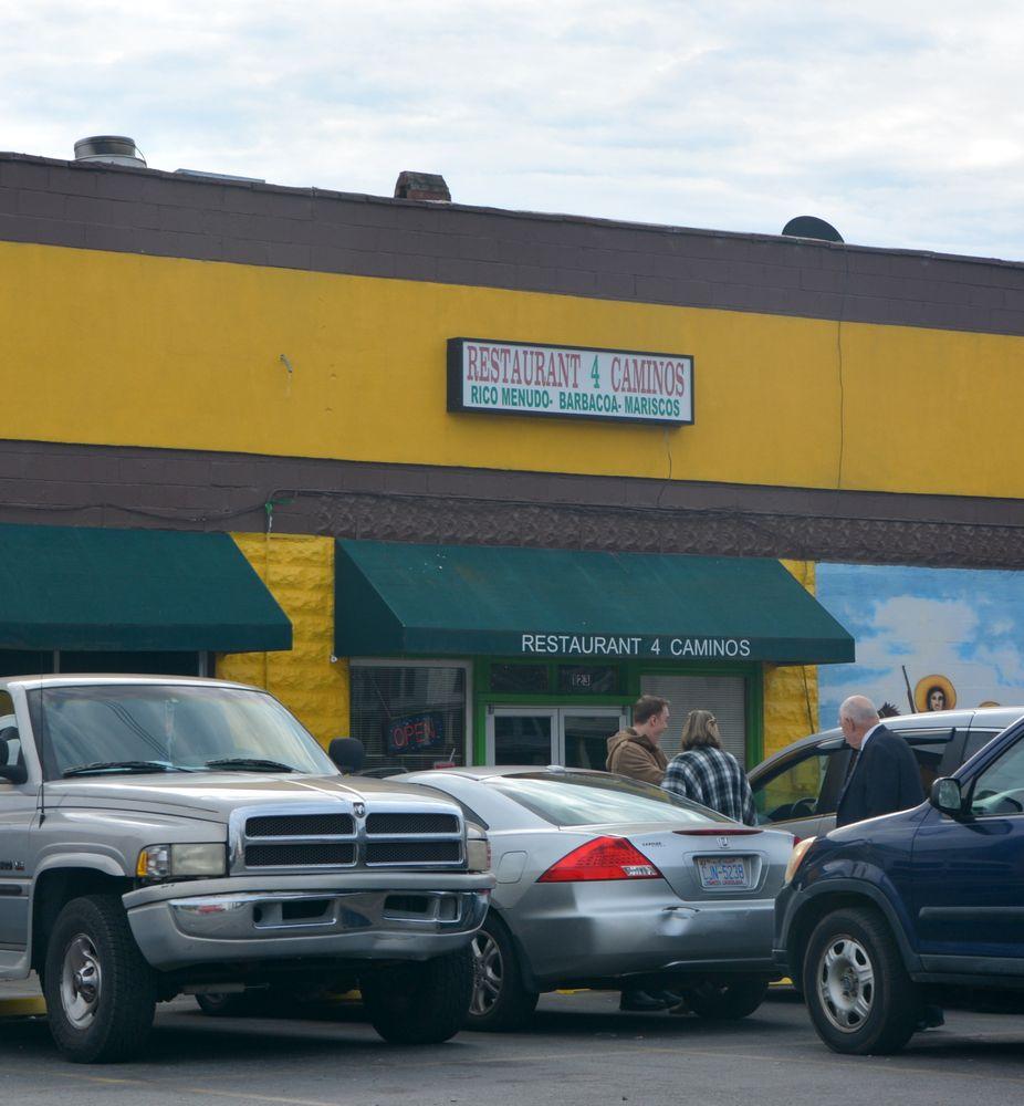 Cuatro Caminos Mexican Restaurant: 125 W Main St, Candor, NC