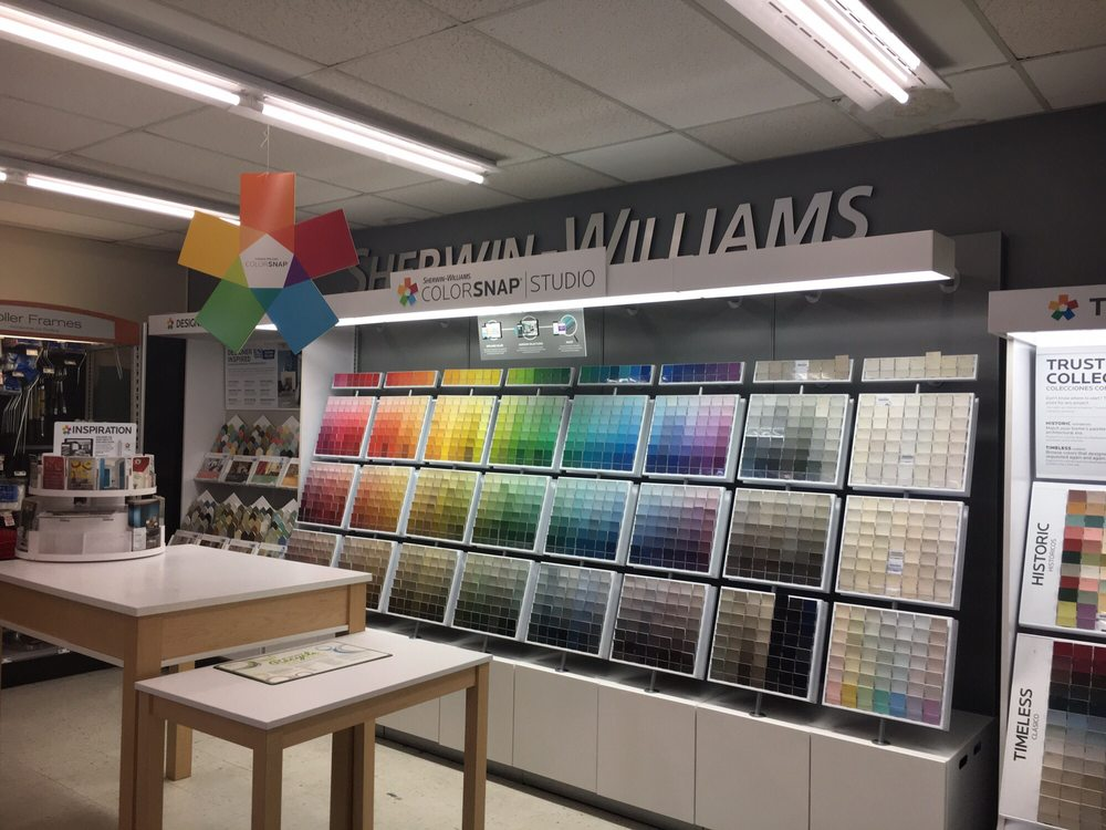 Sherwin-Williams Paint Store: 20911 Foothill Blvd, Hayward, CA