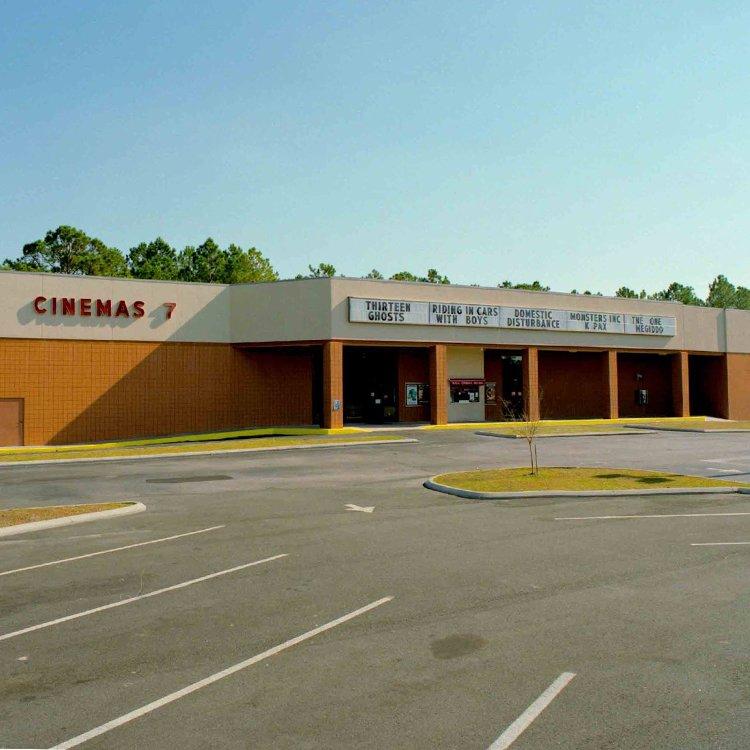 GTC Mall Cinemas: 2260 Brunswick Hwy, Waycross, GA