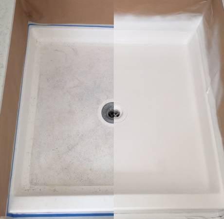 Shower Pan Refinishing Yelp