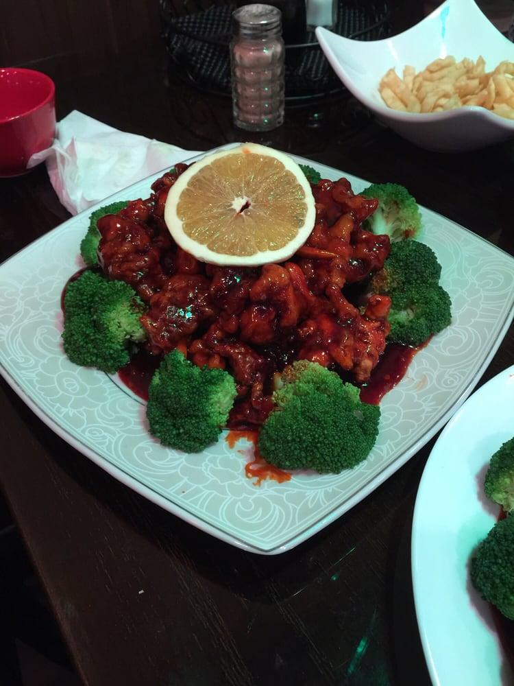 Orange beef yelp for Angeethi indian cuisine leesburg va
