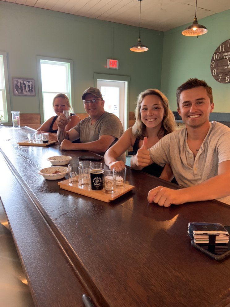 Muddy Road Brewery: 213 Middleton Rd, New Durham, NH