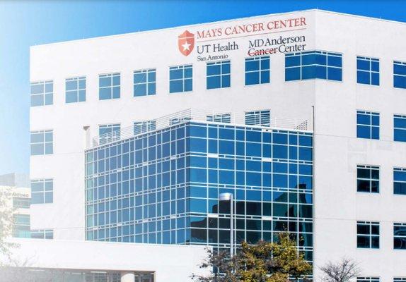UT Health San Antonio MD Anderson Cancer Center - 2019 All