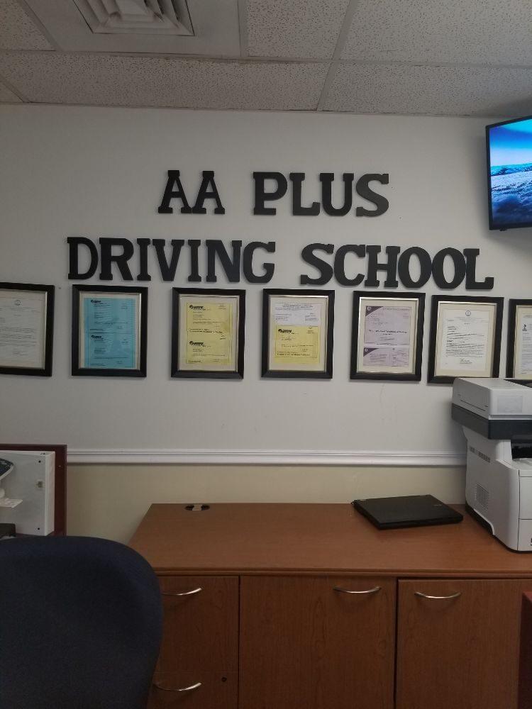 AA Plus Driving School: 5021 B Backlick Rd, Annandale, VA