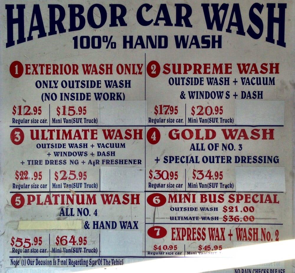 Car Wash Mesa Santa Barbara