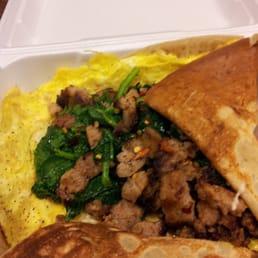 Pari Cafe Creperie Philadelphia