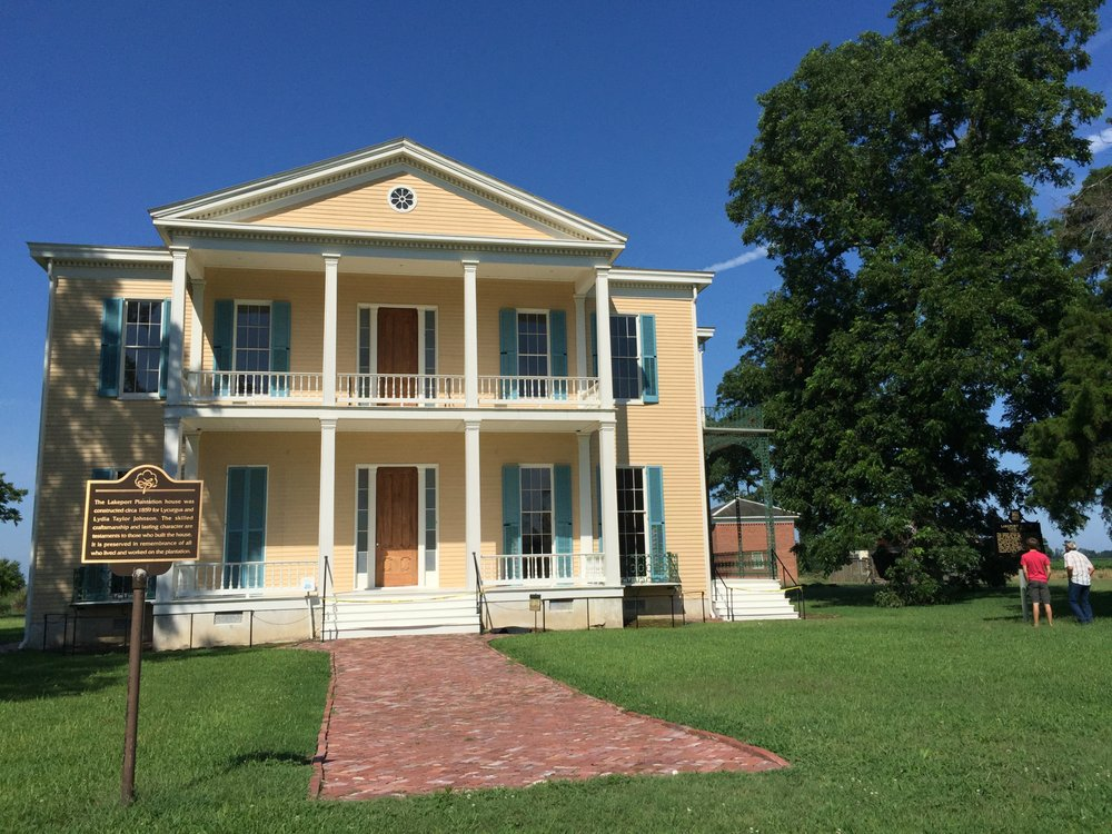 The Lakeport Plantation: 601 Hwy 142, Lake Village, AR