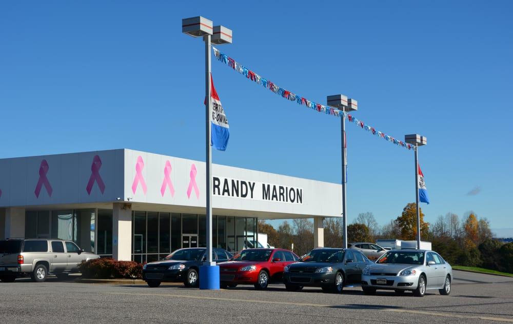 Randy Marion Subaru >> Randy Marion Chevrolet Buick Cadillac - 50 Reviews - Auto ...