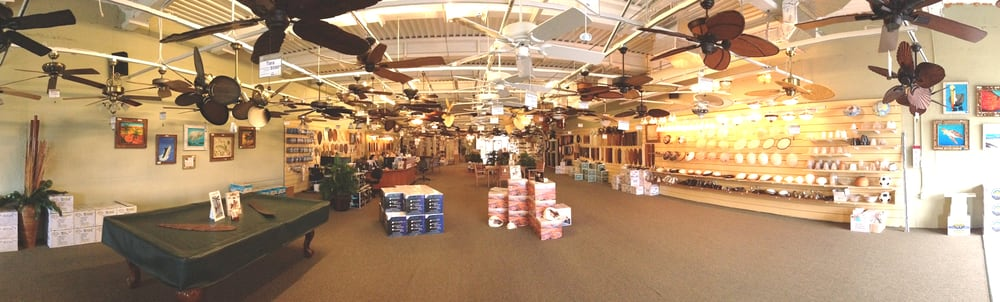 The Largest Ceiling Fan Showroom In South Florida Yelp