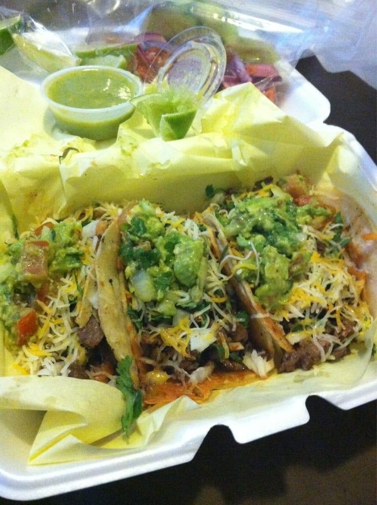 Cheesy Tacos With Guacamole Yelp