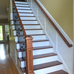 Photo Of Capital Stair Makeover   Raleigh, NC, United States