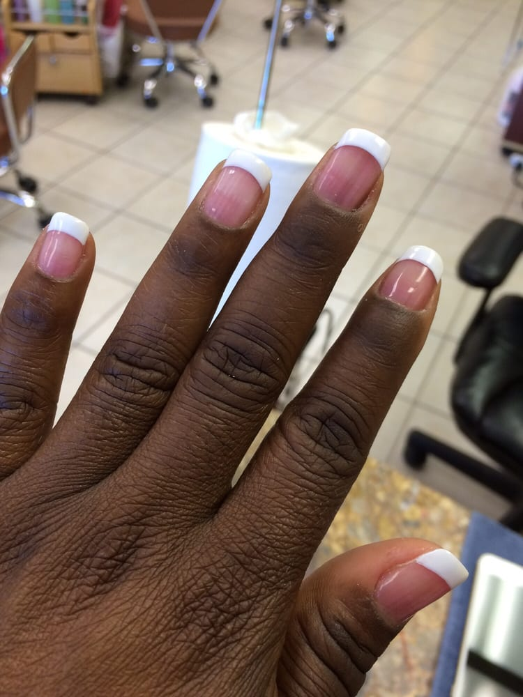 Happy Nails: 2831 Southwest Blvd, San Angelo, TX