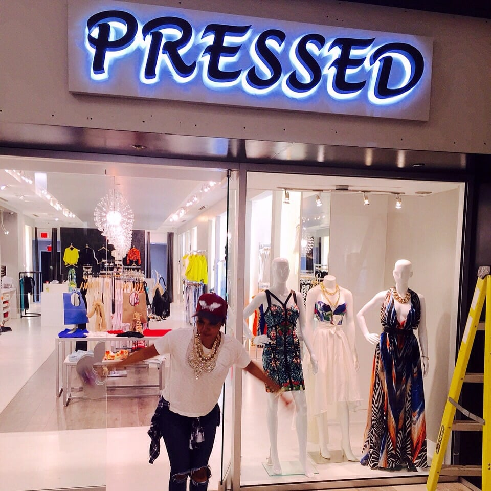 Pressed Clothing Store In Atlanta Georgia