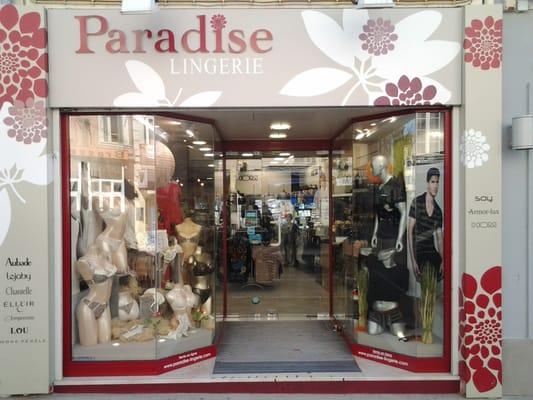 Paradise lingerie intimo 151 cours victor hugo salon for Cours anglais salon de provence