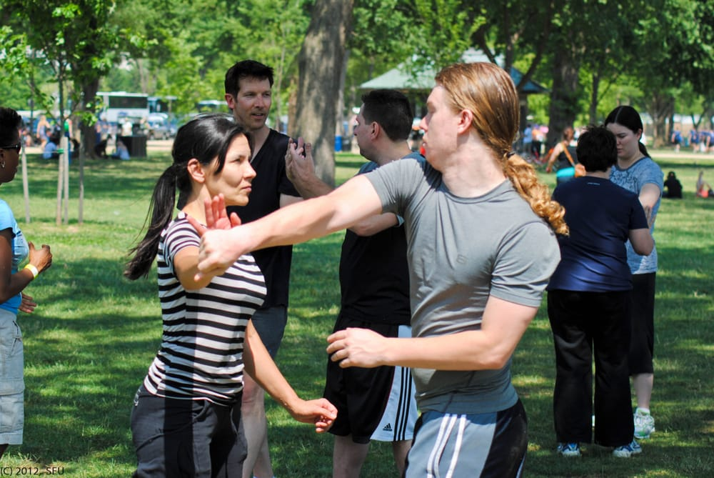 Street Smart Self Defense: 8405 Rio San Diego Dr, San Diego, CA