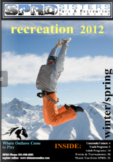 Sisters Park & Recreation District: 1750 W McKinney Butte Rd, Sisters, OR