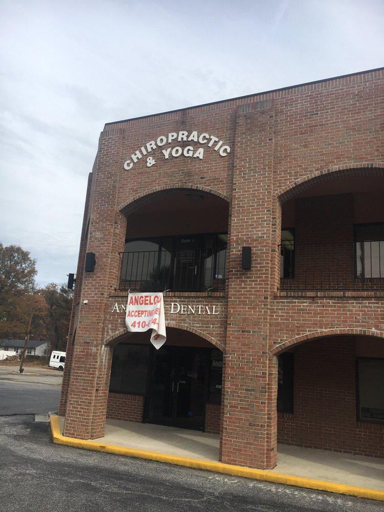 Whole Yoga & Pilates: 1202 Annapolis Rd, Odenton, MD