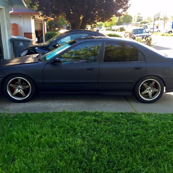 Photo Of Hybridworks Automotive Vallejo Ca United States 94 Accord Tuned By