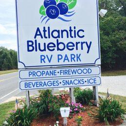 Atlantic Blueberry Rv Park 15 Photos Campgrounds 283
