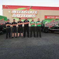 Who Makes Interstate Batteries >> Interstate Batteries Auto Parts Supplies 2300 Larkspur Ln