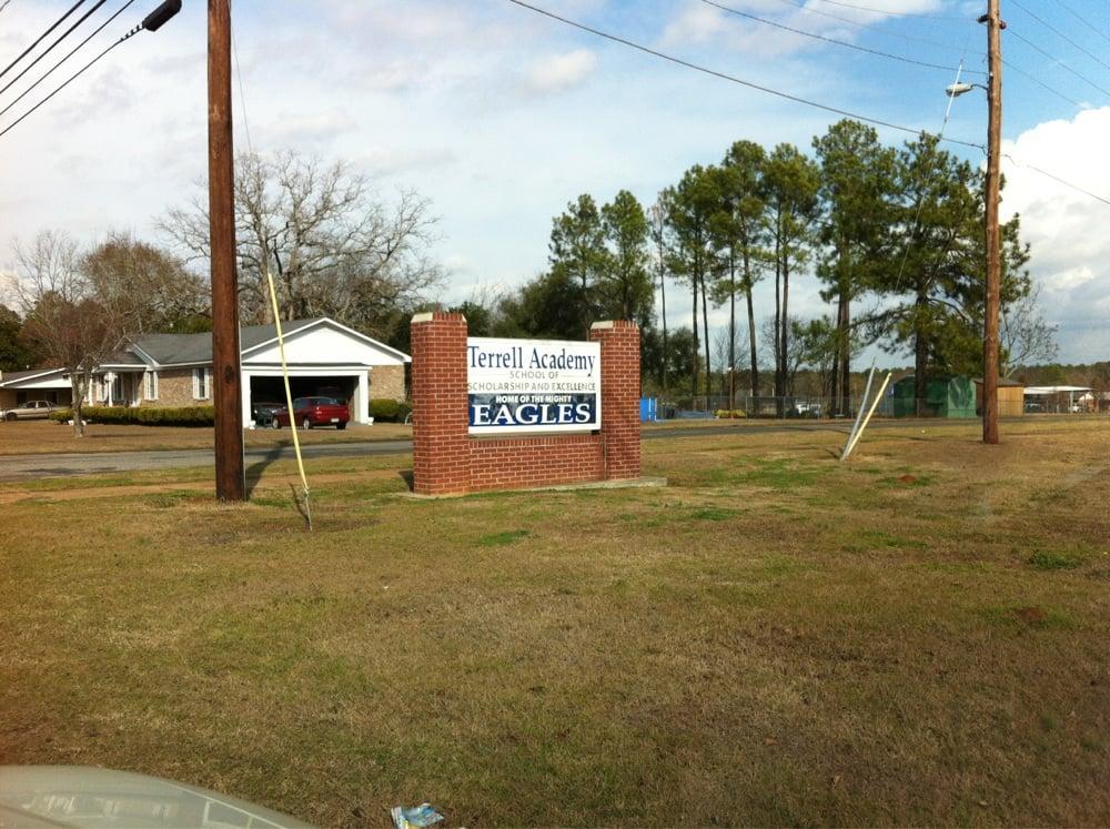 Terrell Academy: 602 Academy Dr SE, Dawson, GA