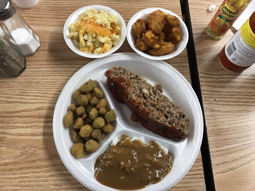 Charlene's Home Cooking: 1136 E Blackstock Rd, Moore, SC